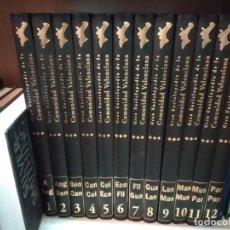 Enciclopedias antiguas: ENCICLOPEDIA DE LA COMUNIDAD VALENCIA. 12 TOMOS. Lote 148153274