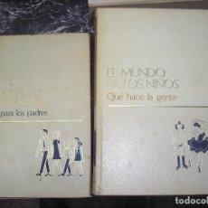Enciclopedias antiguas: ENCICLOPEDIA EL MUNDO DE LOS NIÑOS DE SALVAT. 1973. Lote 148817906
