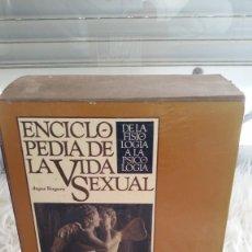 Enciclopedias antiguas: ARGOS VERGARA - ENCICLOPEDIA LA VIDA SEXUAL. Lote 151276386