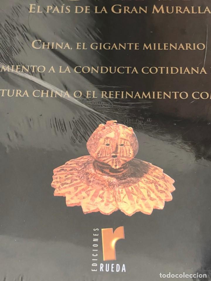 Enciclopedias antiguas: ENCICLOPEDIA GRANDES CIVILIZACIONES EDIT. RUEDA A ESTRENAR - Foto 12 - 152758150