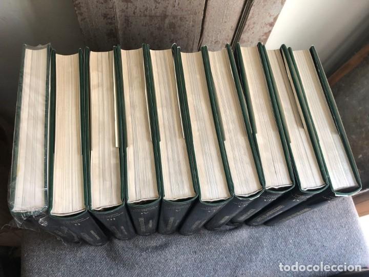 Enciclopedias antiguas: ENCICLOPEDIA HISTORIA DEL ARTE ESPAÑOL ED. PLANETA A ESTRENAR - Foto 2 - 152758686