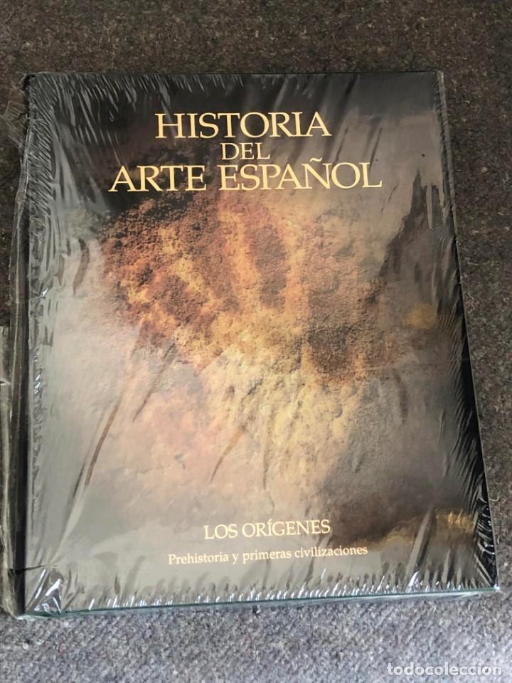 Enciclopedias antiguas: ENCICLOPEDIA HISTORIA DEL ARTE ESPAÑOL ED. PLANETA A ESTRENAR - Foto 3 - 152758686