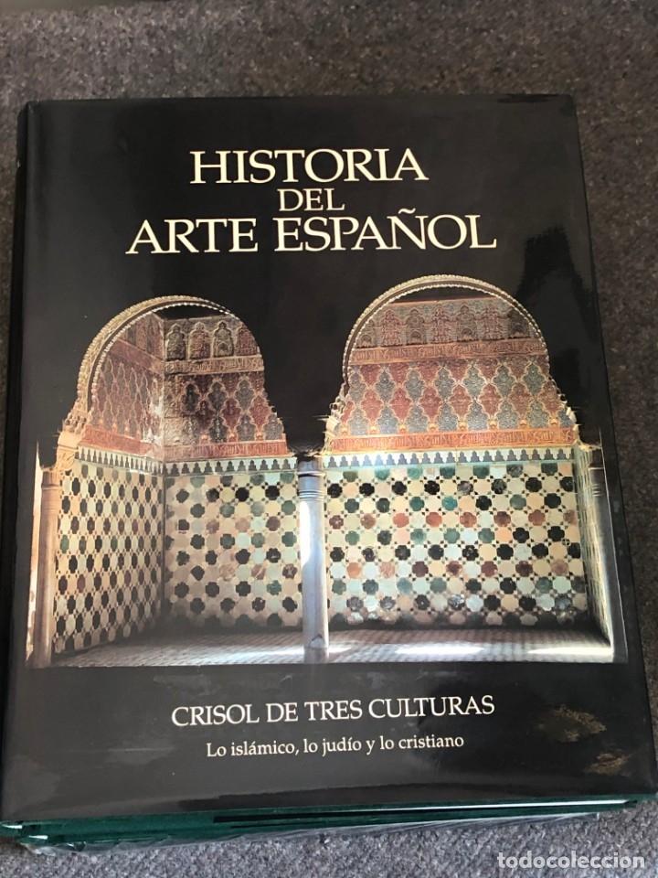 Enciclopedias antiguas: ENCICLOPEDIA HISTORIA DEL ARTE ESPAÑOL ED. PLANETA A ESTRENAR - Foto 5 - 152758686