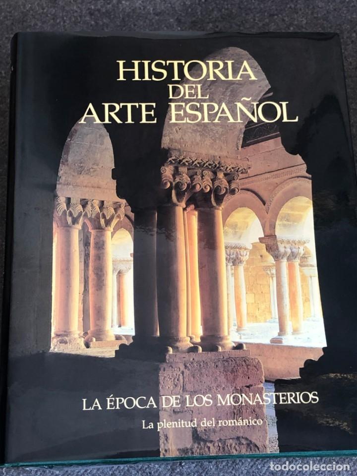 Enciclopedias antiguas: ENCICLOPEDIA HISTORIA DEL ARTE ESPAÑOL ED. PLANETA A ESTRENAR - Foto 7 - 152758686