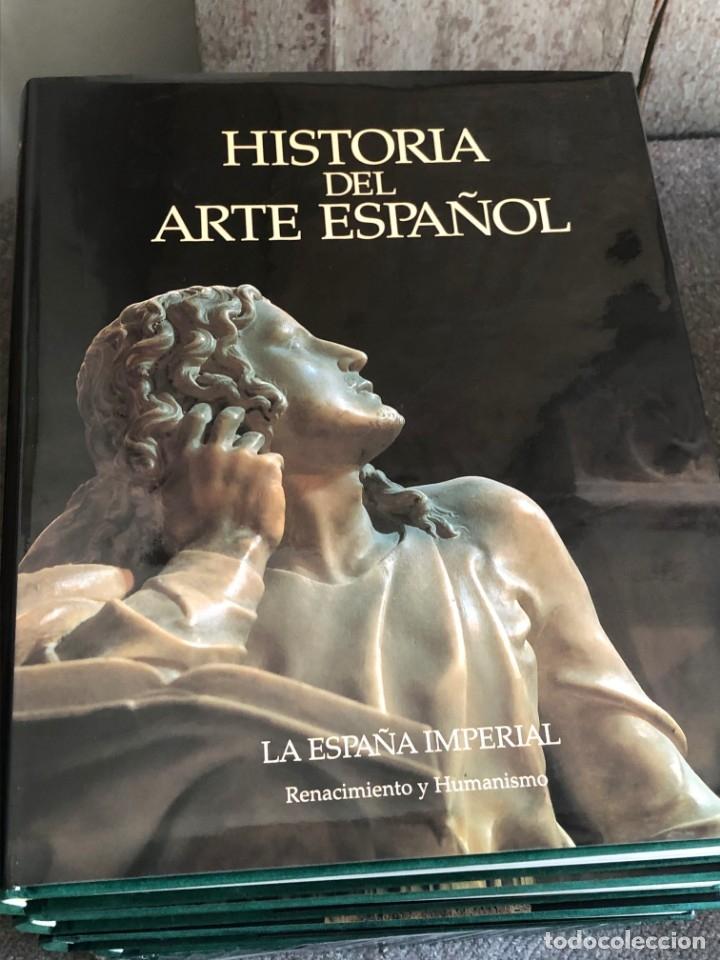 Enciclopedias antiguas: ENCICLOPEDIA HISTORIA DEL ARTE ESPAÑOL ED. PLANETA A ESTRENAR - Foto 11 - 152758686