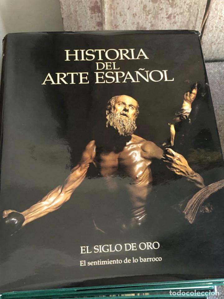 Enciclopedias antiguas: ENCICLOPEDIA HISTORIA DEL ARTE ESPAÑOL ED. PLANETA A ESTRENAR - Foto 12 - 152758686