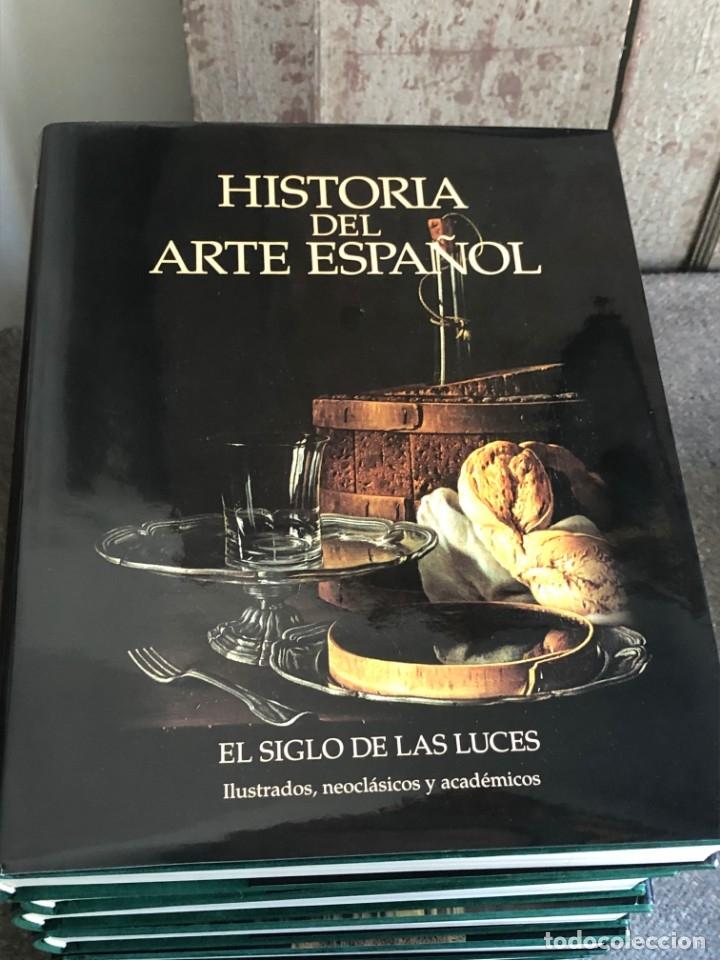 Enciclopedias antiguas: ENCICLOPEDIA HISTORIA DEL ARTE ESPAÑOL ED. PLANETA A ESTRENAR - Foto 13 - 152758686