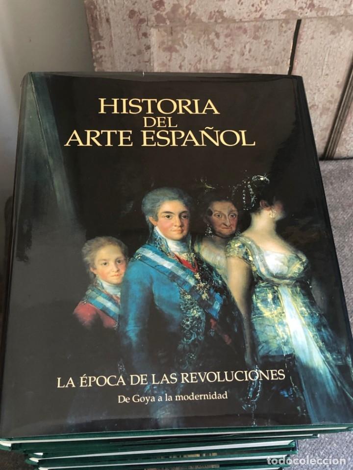 Enciclopedias antiguas: ENCICLOPEDIA HISTORIA DEL ARTE ESPAÑOL ED. PLANETA A ESTRENAR - Foto 15 - 152758686
