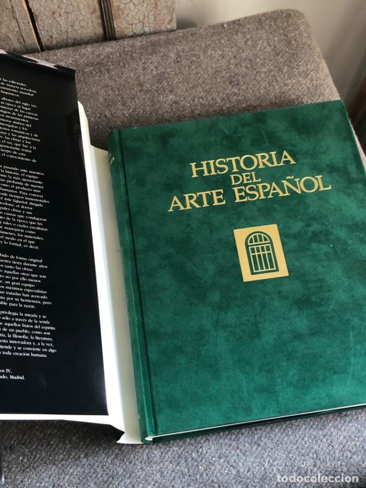 Enciclopedias antiguas: ENCICLOPEDIA HISTORIA DEL ARTE ESPAÑOL ED. PLANETA A ESTRENAR - Foto 16 - 152758686