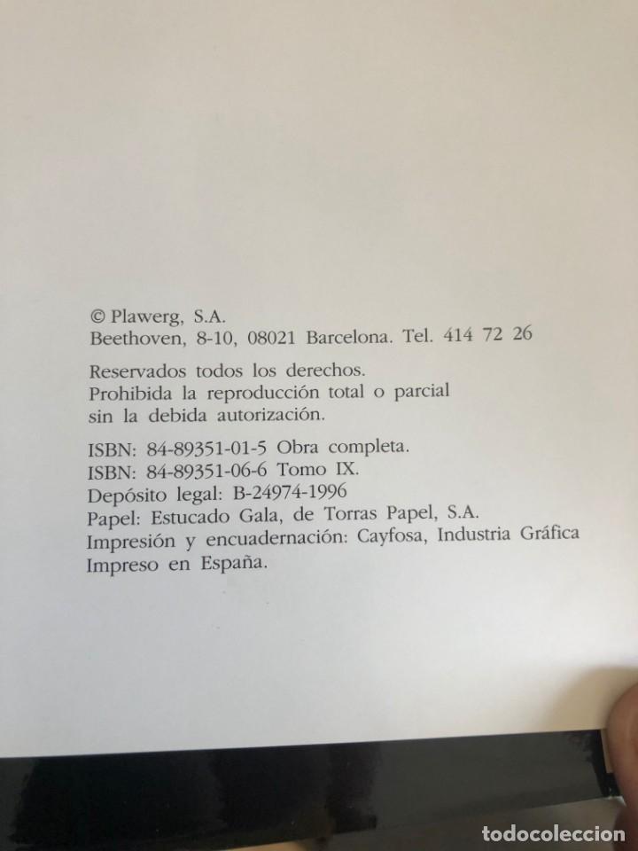 Enciclopedias antiguas: ENCICLOPEDIA HISTORIA DEL ARTE ESPAÑOL ED. PLANETA A ESTRENAR - Foto 17 - 152758686
