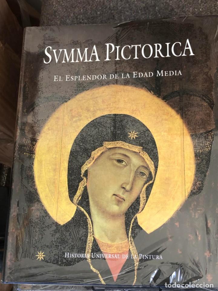 Enciclopedias antiguas: ENCICLOPEDIA HISTORIA UNIVERSAL DE LA PINTURA SUMMA PICTORICA. ED. PLANETA - Foto 4 - 152827130