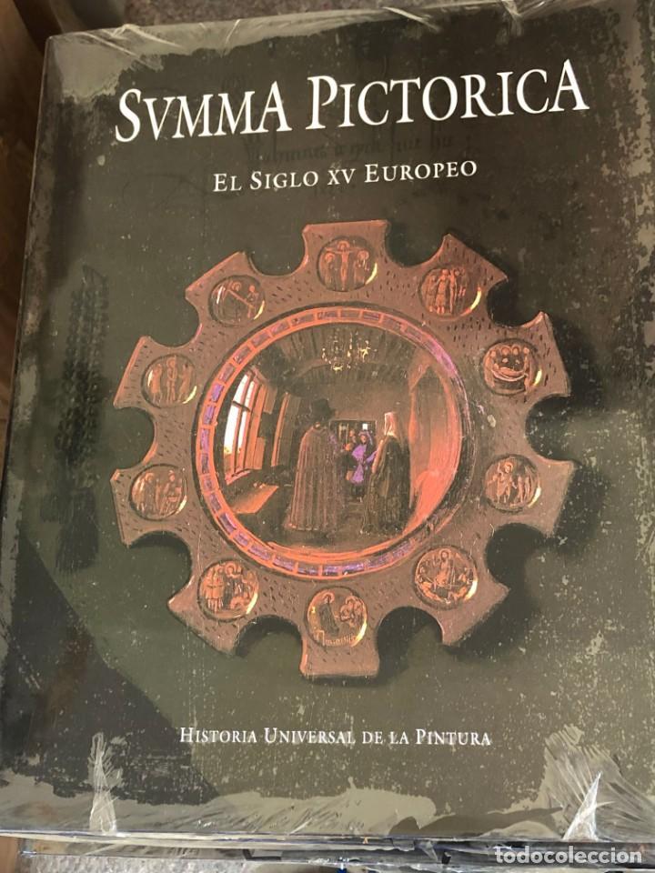 Enciclopedias antiguas: ENCICLOPEDIA HISTORIA UNIVERSAL DE LA PINTURA SUMMA PICTORICA. ED. PLANETA - Foto 5 - 152827130