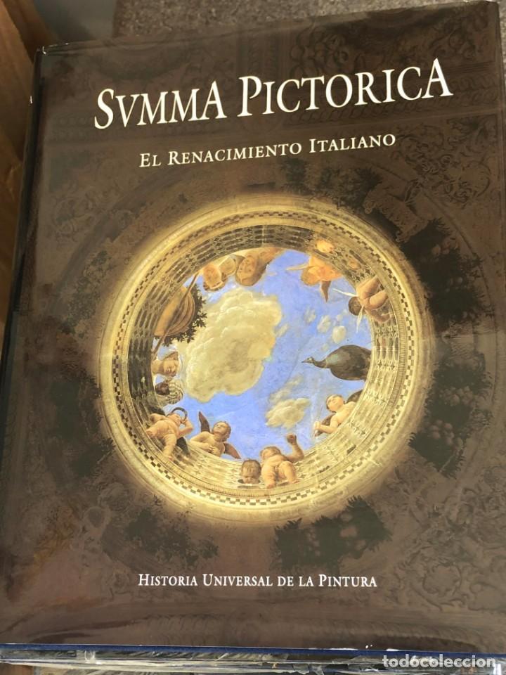 Enciclopedias antiguas: ENCICLOPEDIA HISTORIA UNIVERSAL DE LA PINTURA SUMMA PICTORICA. ED. PLANETA - Foto 6 - 152827130