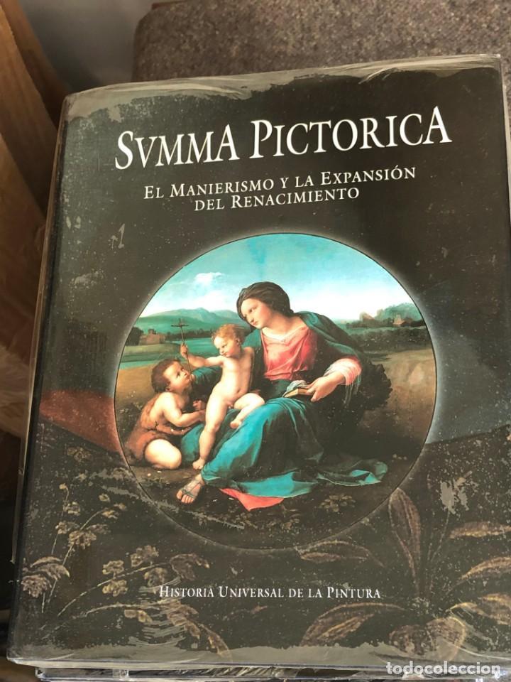 Enciclopedias antiguas: ENCICLOPEDIA HISTORIA UNIVERSAL DE LA PINTURA SUMMA PICTORICA. ED. PLANETA - Foto 10 - 152827130