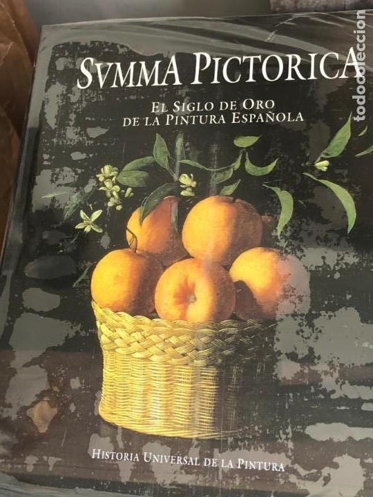 Enciclopedias antiguas: ENCICLOPEDIA HISTORIA UNIVERSAL DE LA PINTURA SUMMA PICTORICA. ED. PLANETA - Foto 12 - 152827130