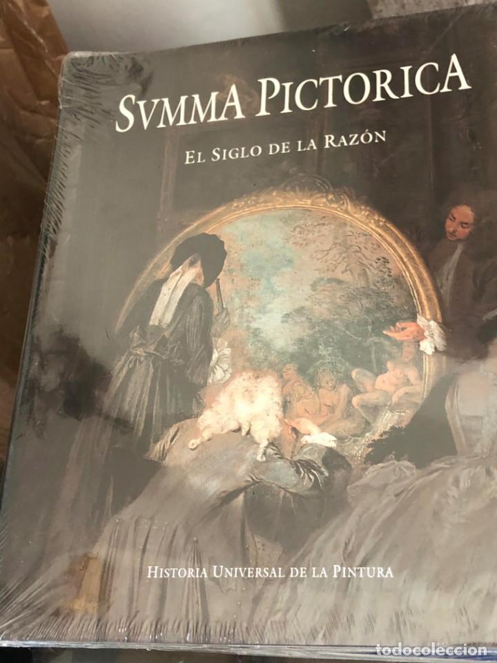 Enciclopedias antiguas: ENCICLOPEDIA HISTORIA UNIVERSAL DE LA PINTURA SUMMA PICTORICA. ED. PLANETA - Foto 13 - 152827130