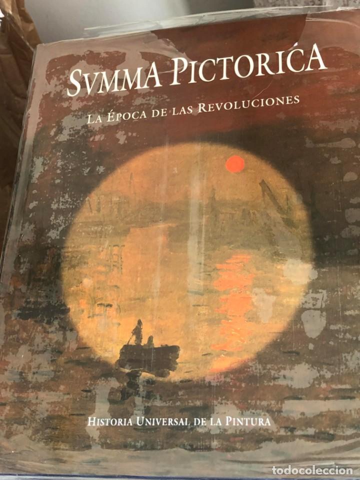 Enciclopedias antiguas: ENCICLOPEDIA HISTORIA UNIVERSAL DE LA PINTURA SUMMA PICTORICA. ED. PLANETA - Foto 14 - 152827130