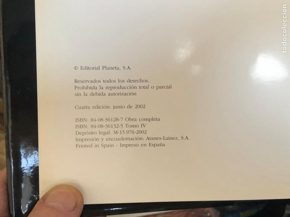 Enciclopedias antiguas: ENCICLOPEDIA HISTORIA UNIVERSAL DE LA PINTURA SUMMA PICTORICA. ED. PLANETA - Foto 17 - 152827130