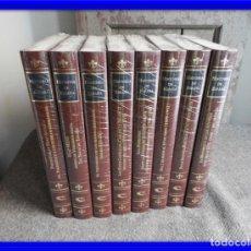 Enciclopedias antiguas: ENCICLOPEDIA HISTORIA DE ESPAÑA EN 8 VOLUMENES COMPLETA. Lote 153082246