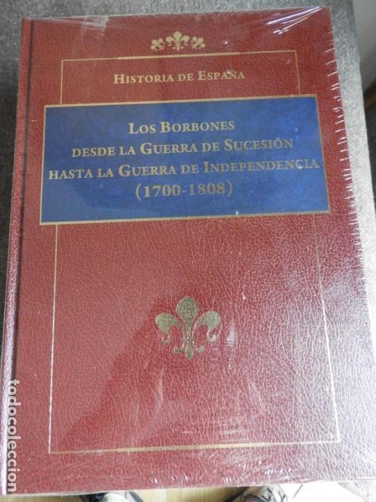 Enciclopedias antiguas: ENCICLOPEDIA HISTORIA DE ESPAÑA EN 8 VOLUMENES COMPLETA - Foto 8 - 153082246