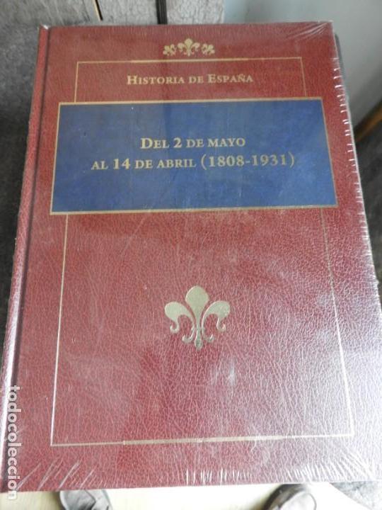 Enciclopedias antiguas: ENCICLOPEDIA HISTORIA DE ESPAÑA EN 8 VOLUMENES COMPLETA - Foto 9 - 153082246