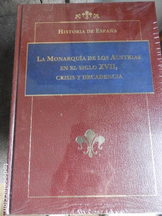 Enciclopedias antiguas: ENCICLOPEDIA HISTORIA DE ESPAÑA EN 8 VOLUMENES COMPLETA - Foto 11 - 153082246