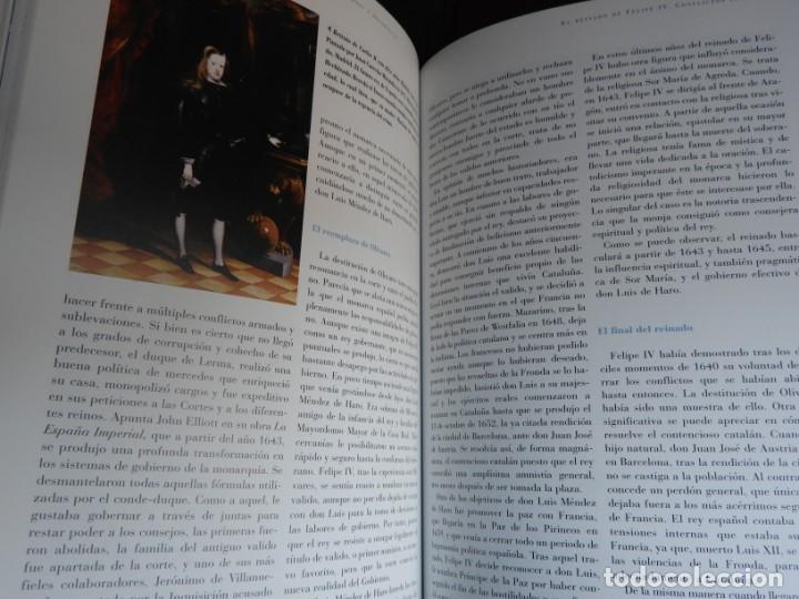 Enciclopedias antiguas: ENCICLOPEDIA HISTORIA DE ESPAÑA EN 8 VOLUMENES COMPLETA - Foto 15 - 153082246