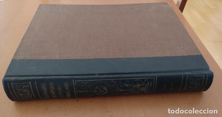 Enciclopedias antiguas: MAPA ISLAS CANARIAS, CALDERAS, CAÑONES Y CUREÑAS, CARCEL MODELO BARCELONA. TOMO IV DICCIONARIO - Foto 3 - 153669178