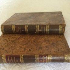Enciclopedias antiguas: DOS TOMOS DE ENCICLOPEDIA VETERINARIA. Lote 158353674