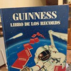 Enciclopedias antiguas: GUINNESS DE LOS RECORDS 1985. Lote 158615230