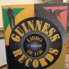 Enciclopedias antiguas: GUINNESS DE LOS RECORDS 1994. Lote 158616990