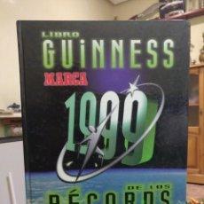 Enciclopedias antiguas: GUINNESS DE LOS RECORDS 1999. Lote 158617542