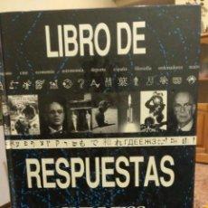 Enciclopedias antiguas: LIBRO DE RESPUESTAS GUINNESS. Lote 158618862