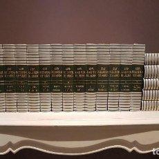 Enciclopedias antiguas: GRAN ENCICLOPEDIA DEL MUNDO - DURVAN - 20 TOMOS + 1 APENDICE, COMPLETA, AÑO 1965.. Lote 159379254
