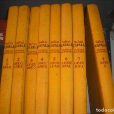 Enciclopedias antiguas: ENCICLOPEDIA SALVAT- CATALÀ. Lote 160445742