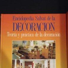 Alte Enzyklopädien - ENCICLOPEDIA SALVAT DE LA DECORACIÓN - 161926834