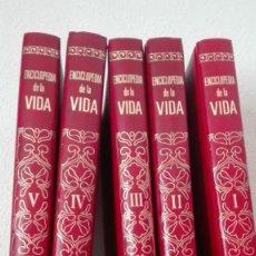 Enciclopedias antiguas: ENCICLOPEDIA DE LA VIDA. Lote 163977398