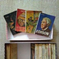 Enciclopedias antiguas: ANTIGUA PEQUEÑA ENCICLOPEDIA PULGA. Lote 164262810