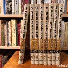 Enciclopedias antiguas: ENCICLOPEDIA JUVENIL A ZETA. Lote 164753354