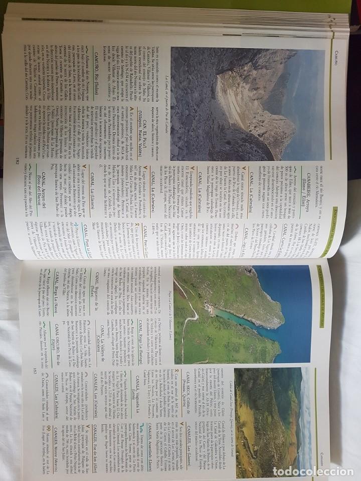 Enciclopedias antiguas: ENCICLOPEDIA DEL PAISAJE DE ASTURIAS - Foto 2 - 166403058