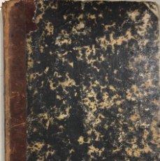 Enciclopedias antiguas: MUSEO DE LAS FAMILIAS. TOMO IV. ESTABLECIMIENTO TIPOGRAFICO DE MELLADO. MADRID, 1846.. Lote 167664368