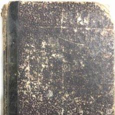 Enciclopedias antiguas: MUSEO DE LAS FAMILIAS. TOMO PRIMERO. LANZACO Y ZARAGOZANO. MADRID, 1843. ENCUADERNACION HOLANDESA. Lote 167664896