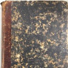 Enciclopedias antiguas: MUSEO DE LAS FAMILIAS. LECTURAS AGRADABLES. TOMO VII. MADRID, 1849. ENCUADERNACION HOLANDESA. Lote 167665480