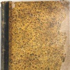 Enciclopedias antiguas: MUSEO DE LAS FAMILIAS. TOMO VI. ESTABLECIMIENTO TIPOGRAFICO DE MELLADO. MADRID, 1848. . Lote 167666000