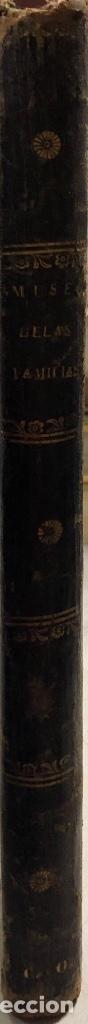 Enciclopedias antiguas: MUSEO DE LAS FAMILIAS. TOMO VI. ESTABLECIMIENTO TIPOGRAFICO DE MELLADO. MADRID, 1848. - Foto 5 - 167666000