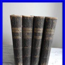 Enciclopedias antiguas: HISTORIA DE ESPAÑA INSTITUTO GALLACH. Lote 168858640