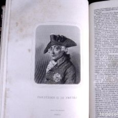 Enciclopedias antiguas: HISTORIA UNIVERSAL CÉSAR CANTÚ. TOMO VIII. MADRID 1858. Lote 169283188