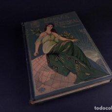 Enciclopedias antiguas: ESPAÑA REGIONAL. TEXTO 1ª PARTE. Lote 169284948
