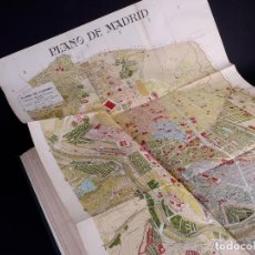 Enciclopedias antiguas: ESPAÑA REGIONAL. PLANOS. Lote 169286812