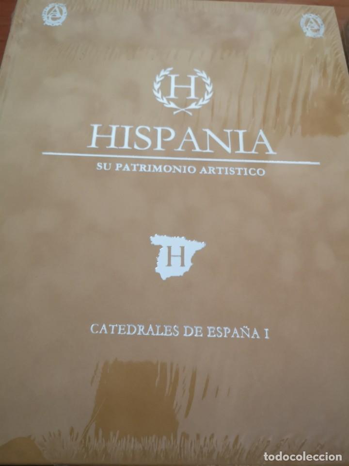 Enciclopedias antiguas: Hispania su patrimonio artístico Abanteras ediciones - Foto 4 - 169318812